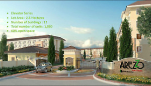New Condo Arezzo Place  Davao city near SM Laning Mall