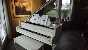 Mason & Hirsh Baby Grand Piano