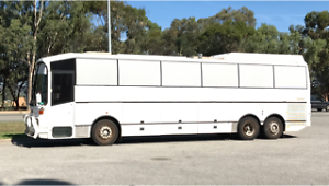 Coach/ Motorhome Mercedes 0303/3 Registered and ready to cruise! Hillarys Joondalup Area Preview