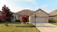 5 bed 3 bath Brick Bungalow with a Fully Fenced Backyard