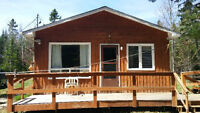 CAMP on 10 acres wooded/cleared land - Little River