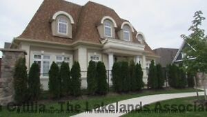 EXCLUSIVE GATED WATERFRONT COMMUNITY ON SIMCOE