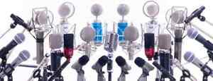 Brand new microphones - for live and studio!