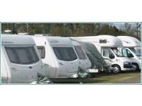 Touring caravans wanted