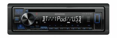 Kenwood KDC-BT278U 1-DIN Car Stereo AM/FM CD Receiver Player