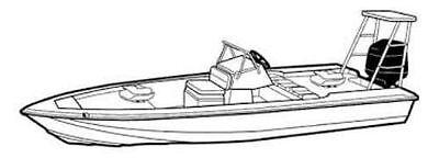 7oz BOAT COVER SHEARWATER BAY BOATS X22 2013