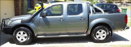 Nissan Navara Ute 2011 Excellent Cond 1 owner from new Rochedale South Brisbane South East Preview
