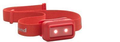 Black Diamond Wiz LED Headlamp Kids Head Lamp AAA 30 lumen Coral Pink ()
