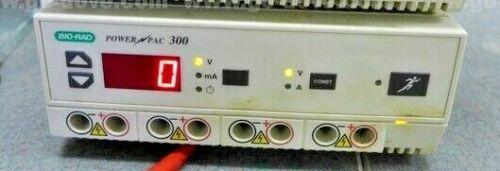 Bio-Rad PowerPac 300 Electrophoresis Power Supply 282BR 195VA