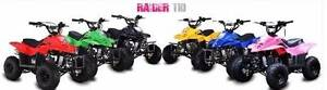 Atomik 110cc Quad Bike AUSSIE OWNED! with 3 years Warranty!!!!!!! Canning Vale Canning Area Preview