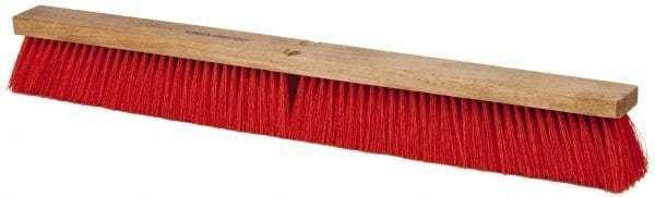 "PRO-SOURCE 30"" Heavy Duty Synthetic Push Broom"