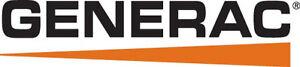 Génératrice Generac au propane ou gaz naturel de 10 kW à vendre!