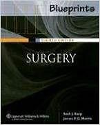 Textbook - Surgery Blueprints - 4th Edition