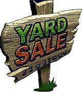 Yard Sale - Proceeds Go Towards Pictou County Athletics