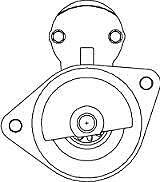 STARTER MOTOR 6 CYLINDER FORD FALCON FAIRMONT GHIA FAIRLANE Millicent Wattle Range Area Preview