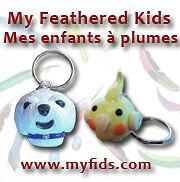 Boutique en ligne : My Feathered Kids - Mes enfants à plumes