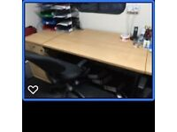 Medium Sized Office Desk