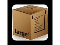 Large Removal Packing Box