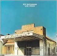 ROY BUCHANAN : LIVESTOCK (CD) Sealed