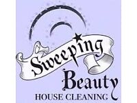 SWEEPING BEAUTY DOMESTIC CLEANING - ONE OFF Cleans & Limited Regular spaces available