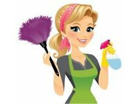 Cleaning services , daughter and mother team