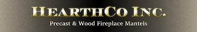 HearthCo Precast Fireplace Mantels