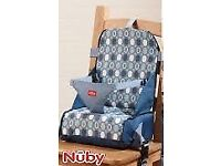 Travel booster seat / high chair