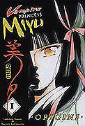 Vampire Princess Miyu Vol. 1 Origins graphic novel