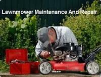 Lawnmower and small engine service