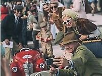GOODWOOD REVIVAL TICKETS CHEAPER THAN FACE VALUE SATURDAY £65 SUNDAY £65