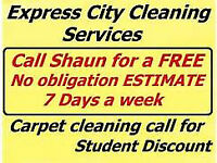 Carpet Cleaning { Please Click on Link for Website } Domestic Cleaning * Call Shaun anytime