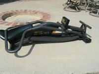 ProForm exercise rider r950 space saver model
