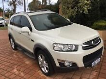 2012 Holden Captiva Wagon **** 12 MONTH WARRANTY *** West Perth Perth City Preview