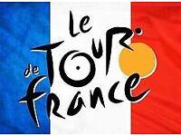 B&B accommodation Mayenne France - Tour De France 13th July Stage 7