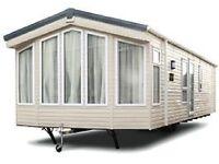 modern 2012 caravan looking for long term rent
