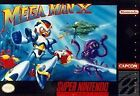 Mega Man X Nintendo NES Video Games