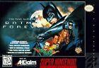 Video Games for Nintendo SNES Batman Forever