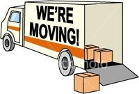 2 PROFESSIONAL MOVERS AND 8X16FT TRUCK ONLY $75/HR