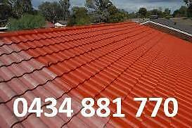 FROM $1450, ROOF PAINTING AND RESTORATION SERVICES Port Macquarie Port Macquarie City Preview