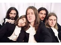 2 x Blossoms tickets row C Manchester
