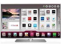 "LG 42"" Smart LED Tv wi-fi apps warranty free delivery"