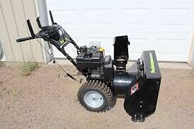 "BARGAIN MINT CONDITION POULAN 10.5 Hp /29""  SNOWBLOWER"