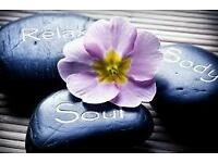 RELAXING MASSAGE, Aromatherapy, Facial+Back, Pedicure, Indian Head Massage