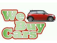 We buy any cars and vans