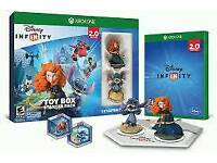 Disney infinity starter packs PS4 and XBOX available