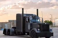 Im a class one driver Looking for quebec Ontario runs