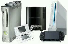 Wanted i will buy your unwanted game consoles and tech