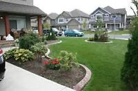 Lawn Maintenance and Sod Installations