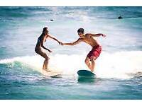 Surfing partner
