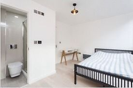 LUXURY Ensuite double room with BALCONY ** 5Min from Oxford circus **